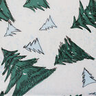 Printed Tissue Paper Blue Spruce Pattern 240 Sheets