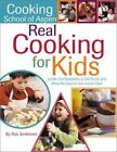 Cooking School Of Aspens Real Cooking For Kids Inside out Spaghetti ExLibrary