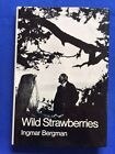 WILD STRAWBERRIES FIRST EDITION SCREENPLAY BY INGMAR BERGMAN