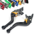 Sportster XL 883 Low Police Iron Custom XL1200 Adjustable Brake Clutch Lever CNC