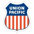 Union Pacific Sticker USA MADE Railroad TRAIN Decal R19 YOU CHOOSE SIZE