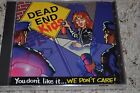 DEAD END KIDS Don't Like It We Don't Care! CD TANGIER Surrender Dorothy DIO new
