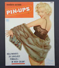 Marilyn Monroe issue Modern Screen Pin Ups55  Screen Annual53 INV2504