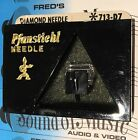 NEW Pfanstiehl 713-D7 Diamond Needle Stylus 713d7 fisher sanyo st44d mg44d