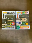 BATMAN: THE RIDDLER CHASE (WITH HAT) FUNKO VINYLFIGURE POP RARE TV SHOW