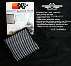 K&N VF2005 Cabin Air Filter for 05-2017 Toyota Tacoma / 03-07 Pontiac Vibe