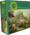 Ceaco Thomas Kinkade Painter of Light Sweetheart Cottage Glow in The Dark 1000