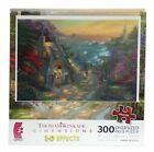 Thomas Kinkade DIMENSIONS 3-D EFFECTS The Village Lighthouse 300 Oversized Piece