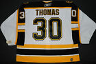 Boston Bruins Authentic Game Jersey Size 60-Goalie Tim Thomas NWT Team Issued