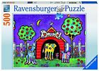 Ravensburger Dogs Twilight Jigsaw Puzzle 500 Piece Colorful Gift Toys for Kids