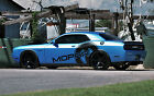 Factory Stripe Dodge Challenger Mopar Full Side Graphic Kit 2011 2015