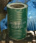 Calcium Carbide CaC2 approx 40 Pounds Miners Lamp Cannon Bangsite