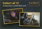 The Hobbit: An Unexpected Journey 14 Card Base Set from Denny's w Coupons