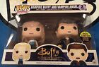 SDCC 2016 EXCLUSIVE FUNKO POP Vampire Buffy and Vampire Angel 2 Pack Toy Tokyo