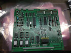 Williams System 6 CPU MPU Board Firepower Gorgar Flash Guaranteed Clean NVRAM