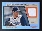 2015 Topps Heritage Minors Clubhouse Collection Relics Blue Mark Appel Jersey