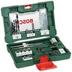 Bosch 2607017316 Drill Bit & Screwdriver Bit Accessory Set With Angle Driver New