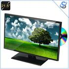 21.5 Inch Full HD Large Screen DVD Player HDMI USB  Twin Speakers TV Tuner