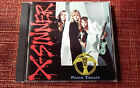 X-SINNER PEACE TREATY CD CHRISTian METAL Whitecross STRYPER New Jerusalem AC/DC
