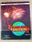 1986 Country Music FAN FAIR Official Program Grand Ole Opry Nashville