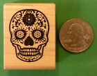 DAY OF THE DEAD DIA DE LOS MUERTOS RUBBER STAMP Halloween Magnifico Teacher