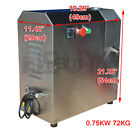 Electric Sugar Cane Juice 4 rolls Stainless Steel New