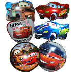 6PCES LIGHTNING MCQUEEN TOW MATER BALLOONS KIDS BIRTHDAY PARTY DECOR FAVOR GIFT