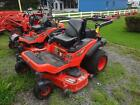 Kubota ZG327PA60 Zero Turn Mower with 95 hours