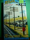 Atlas HO Scale Telephone Poles #775