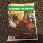 Weight Watchers Complete Food Companion Points System 2006