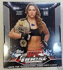2013 Topps UFC Finest Hobby Box Factory Sealed