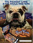 JUNK YARD Original PROMO Pinball Flyer WILLIAMS 1996 Brochure Advertising Slick