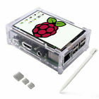 For Raspberry Pi 3 B+ 35 Screen TFT LCD Display with Case  Pen Kit 320x480