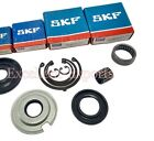 Vespa Engine Bearings SKF Oil Seals Circlips Kit VBB VLB Sprint Rally Super VSD