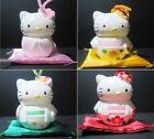Hello Kitty Japanese Antique Ceramic Doll Traditional Craft