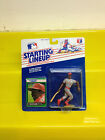 1989  Starting Lineup Willie McGee/St. Louis Cardinals/Diablo Valley /SLU/MLB