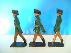 Lead Soldiers British Hand Painted x3