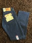 Vintage Levis 501XX Deadstock Jeans Made in Mexico STF 32x34 1993 Indigo Raw