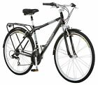 Bicycle Speed Mens Bike Schwinn Hybrid Nice Discover Aluminum City Frame 700 New