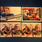 2010 Topps Panini Tim Tebow RC Card Lot (6 Card Lot)