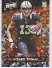 2016 Panini National Convention Cracked Ice Thick #63 Michael Thomas RC 25