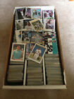 Monster Box of (2000+) 1980's to Modern Baseball Cards w Stars