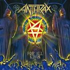 Anthrax - For All Kings [Digipack] [CD]