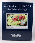 Liberty Classic Wooden Jigsaw Puzzles A GIFT OF LOVE 235 Pieces NEW SEALED