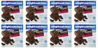 Lot of 8 Boxes of Weight Watchers Triple Chocolate Brownie Bliss 6 brownies box