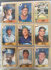 1987 Topps Traded (132) complete set