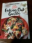 Weight Watchers 2016 MENU MASTER EATING OUT GUIDE Brand New