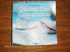 Book Weight Watchers 2009 DINING OUT COMPANION