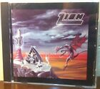Zion Thunder From the Mountain CD 1989 Image Records Christian Metal Rock RARE!!