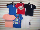 Toddler  Boys Tommy Hilfiger 1850 2250 Assorted T Shirts Size 2T 7